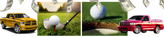 Dick Poe Dodge >> RAM Golf Hole in One Insurance | RAM PAP Sports Contests CDJR